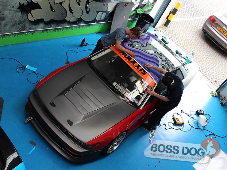 Japanese Performance Magazine by Boss Dog 2
