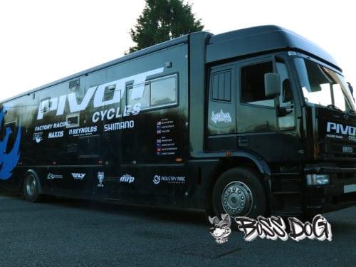 Pivot Cycles transporter